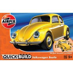 Volkswagen Beetle VW Beetle yellow