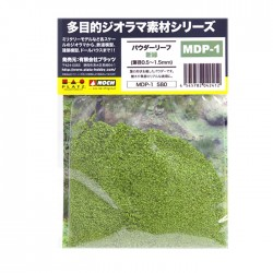Powder Foliage/Fresh Green (0.5-1.5mm)