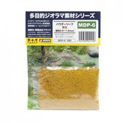 Powder Foliage Leaves Yellow