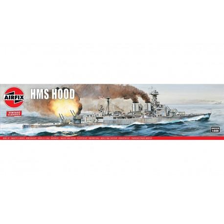 HMS Hood 1:600