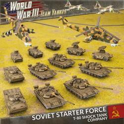 Soviet Starter Force: T80 Shock Battalion