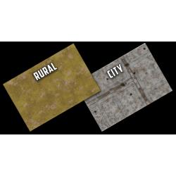 City & Rural Gaming Mat