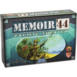 Memoir '44: Pacific Theatre Expansion
