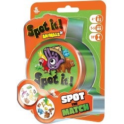 Spot It! Animals Jr. (Blister)