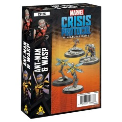 Marvel Crisis Protocol - Ant-Man and Wasp