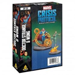 Marvel Crisis Protocol - Doctor Strange and Wong