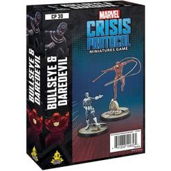 Marvel Crisis Protocol - Bullseye and Daredevil