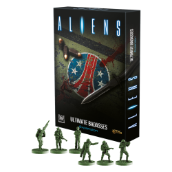 Aliens Expansion: Ultimate Badasses