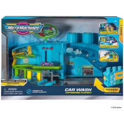 Micro Machines Car Wash Station Playset