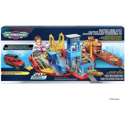 Micro Machines Super Van City Playset