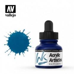 Prussian Blue Artist Ink