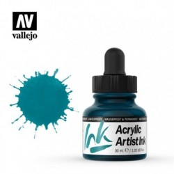 Turquoise Artist Ink