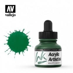 Dark Green Artist Ink