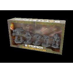 Battletech: Clan Command Star: Force Pack