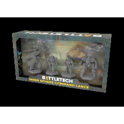 Battletech: Inner Sphere Command Lance: Force Pack