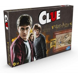 Clue: Wizarding World Harry Potter Edition
