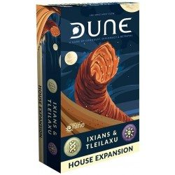 Dune - Ixians & Tleilaxu House  Expansion
