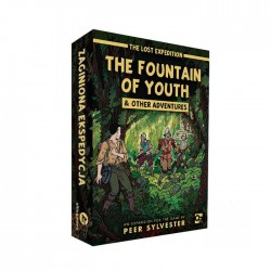 Fountain of Youth - Lost Expedition Expansion