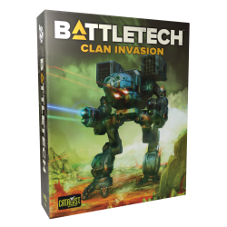 Battletech Clan Invasion Bundle