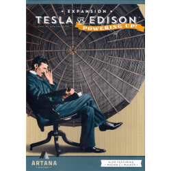 Tesla vs Edison Powering Up Expansion