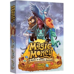 Magic Money - A Game of Arcane Auctions