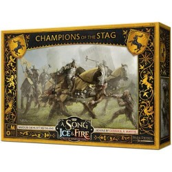 A Song of Ice & Fire: Tabletop Miniatures Game – Champions of the Stag