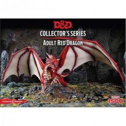 Adult Red Dragon - Collector's Series