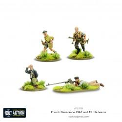 French Resistance PIAT & Anti-tank rifle teams