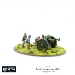 French Resistance Light Artillery