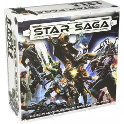Star Saga The Eiras Contract - Base Game