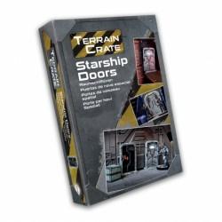 Terrain Crate: Sci Fi Doors