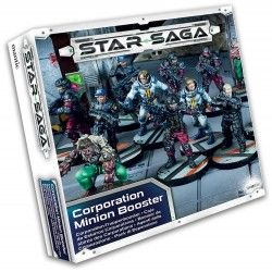 Star Saga - Corporation Minion Booster