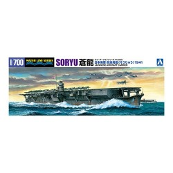 I.J.N. AIRCRAFT CARRIER SORYU (1941)