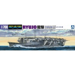 I.J.N AIRCRAFT CARRIER RYUJO 2nd upgrade(BATTLE SOLONSEA)