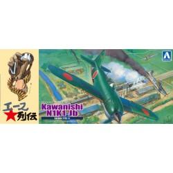 Kawanishi N1K1-Jb SHIDEN TYPE 11